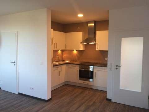Exklusive 2 Zimmer Hochparterre Wohnung Mit Terasse Und Ebk Im