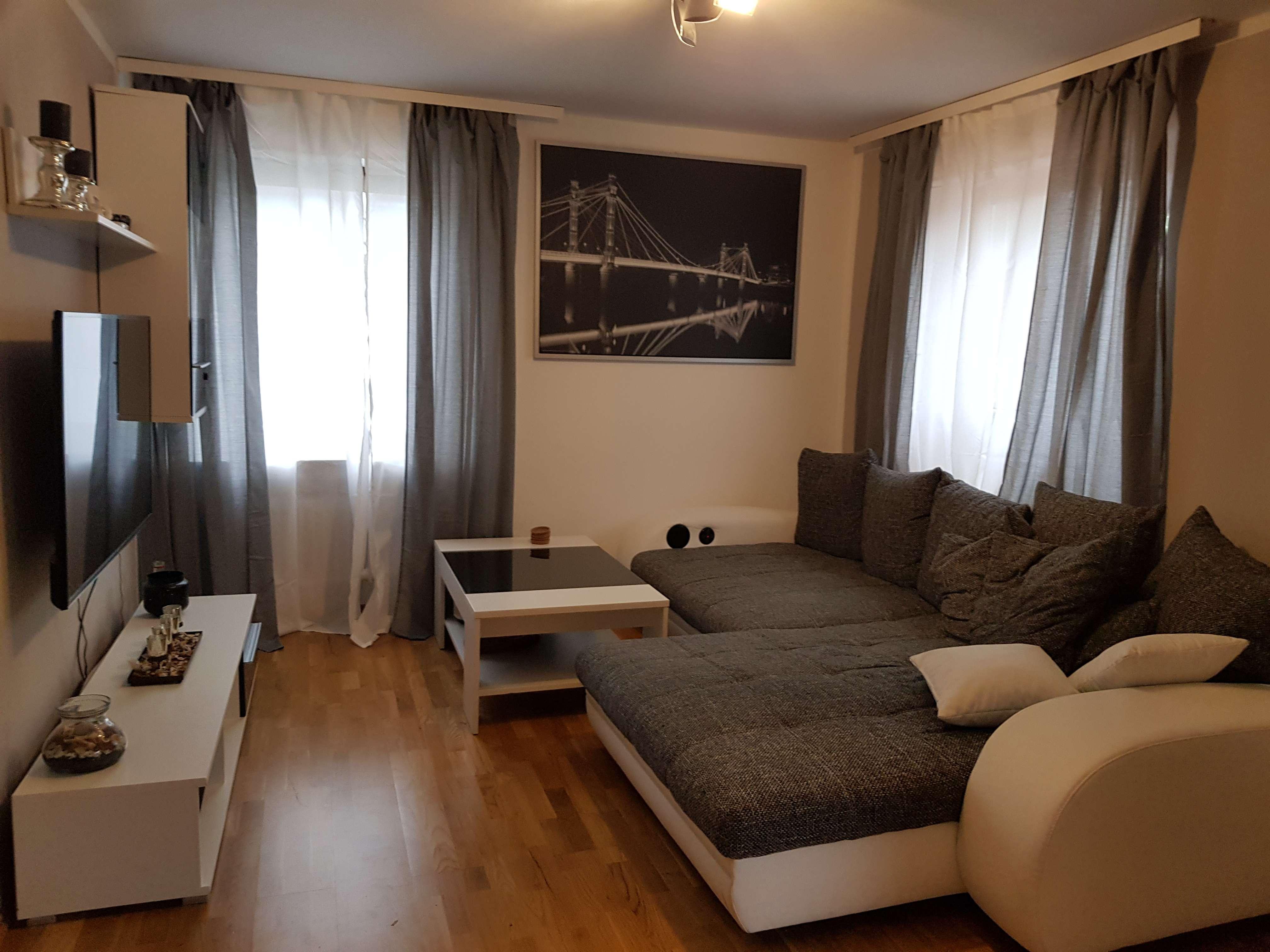 2-Zimmer Whg. mit EBK