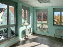 helle Büro- Praxisräume toller Grundriss -