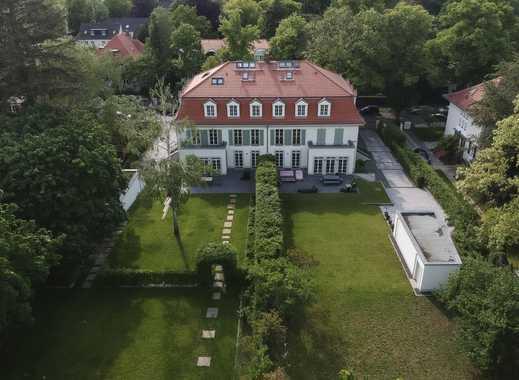 Exklusiv: Villenhälfte mit 1.250 m² Grundstück in Lichterfelde-West