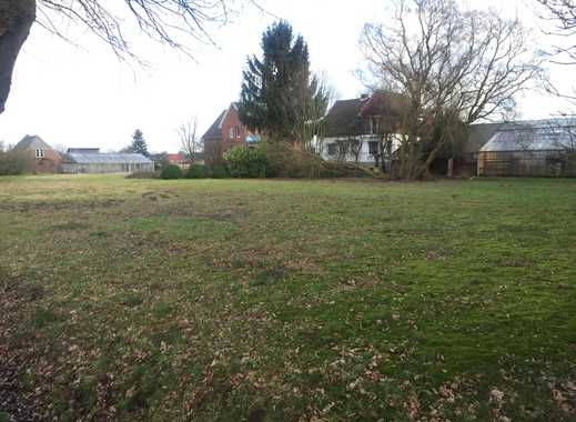 Große Grünfläche in Kirchwerder
