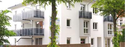 NEUBAU! Moderne 2 Zimmer Wohnung in Stadtmitte mit BALKON AUFZUG