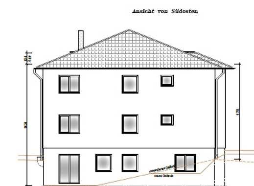 Erstbezug: freundliche 2-Zimmer-Souterrain Wohnung mit kleiner Terrasse in Weimar