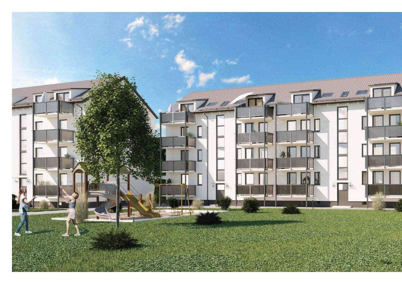 Schöne, kernsanierte 3 Zimmerwohnung in Dillingen a. d. Donau in Dillingen an der Donau