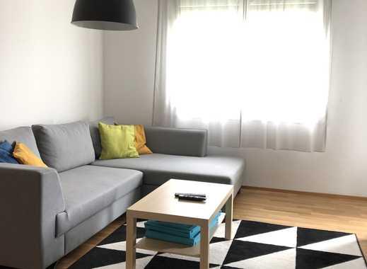 Exklusive 2-Zimmer-Erdgeschosswohnung mit Balkon und EBK in MÜnchen