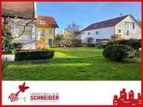 IMMOBILIEN SCHNEIDER - Trudering - wunderschönes Grundstück