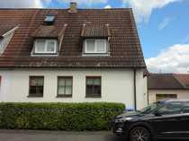 Bild Vermietung - DHH mit Anbau, Garage und Traumgarten in 90411 Nürnberg - Buchenbühl