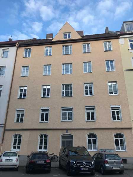 3-Zi.-Wohnung in München-Haidhausen in Haidhausen (München)