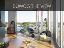 Bild Extravagante 4-Zimmer-Wohnung auf ca. 128 m² mit Wasserblick im Architekturhighlight!