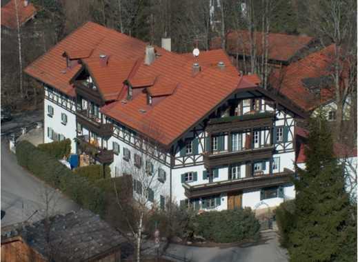 Geräumige 2-Zimmer-Wohnung  zur Miete in historischem Fachwerkgebäude in Fischbachau