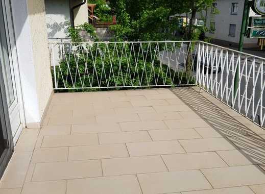2 Zimmer Komfort-Wohnung mit 2 Balkone und Tageslichtbad in Gustavsburg