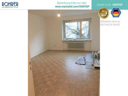 München-Neuhausen/Maxvorstadt - Frisch saniert - 1 Zimmerapp., Kochnische, Bad/WC u. Kellerabteil in Neuhausen (München)