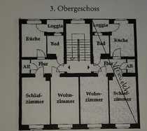 2 Zimmerwohnung Dresden Neustadt Balkon