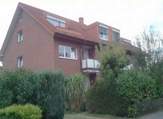 2 Zimmerwohnung mit Balkon und Stellplatz