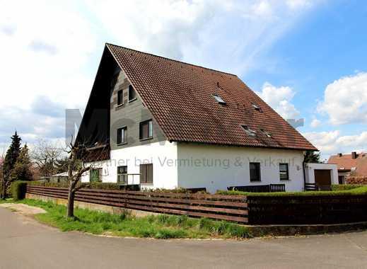Großzügiges Haus mit 3 separaten Wohneinheiten in ruhiger, idyllischer Feldrandlage!