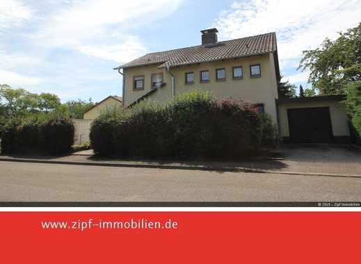 """**Großzügiges Einfamilienwohnhaus mit Garten in schöner Lage in Kehl"""""""