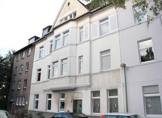 Geräumige und effizient geschnittene 3,5-Raum Dachgeschosswohnung in Ückendorf sucht Sie