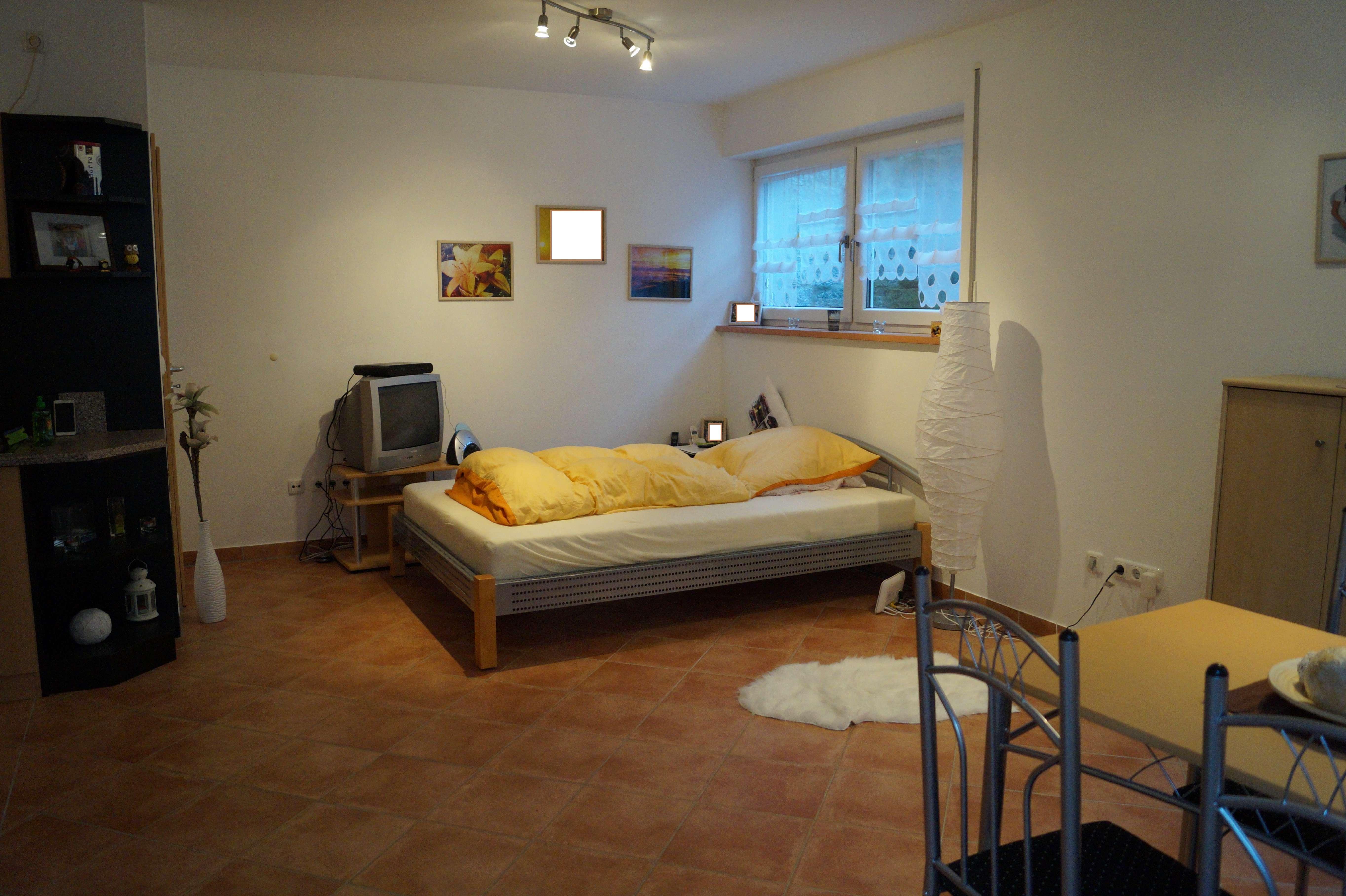 1-Zimmer-Wohnung mit EBK in Mistelbach für Student/in oder Wochenendheimfahrer in Mistelbach