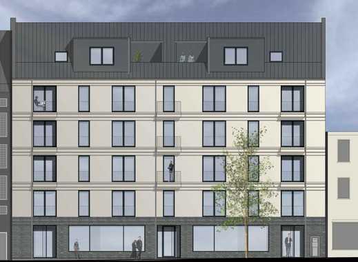 Großzügige Dachterrasse mit Blick auf Duisburg im hochwertig ausgestattetem Neubau!