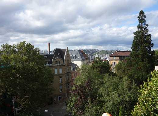 Tolle Stadtwohnung mit Aufzug & TG-Stellplatz in Stuttgart-Süd - provisionsfrei vom Eigentümer