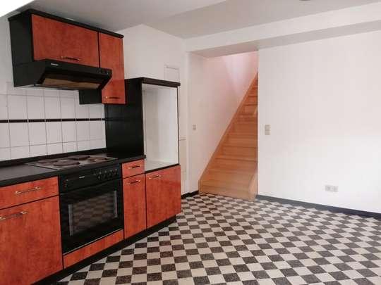2-Zimmer-Wohnung mit großer Wohnküche direkt in der Innenstadt