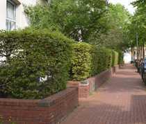 Terrassenhaus im Park mit gewaltigem