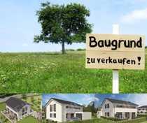 Baugrundstück für Einfamilienhaus in Pleß