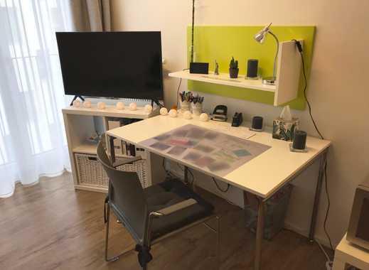 Möblierte 1-Zimmer-Wohnung in Studentenwohnheim in Würzburg