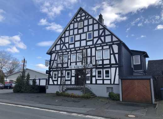 Gemütliches Lokal mit Außenterrasse u. neu renovierter Küche Bad Berleburg-Berghausen