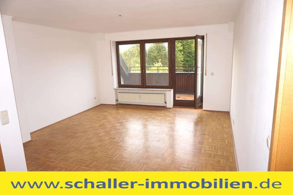 Lichtdurchflutete 2 Zimmer Wohnung mit Dachloggia Erlangen / Wohnung mieten in Erlangen Süd (Erlangen)