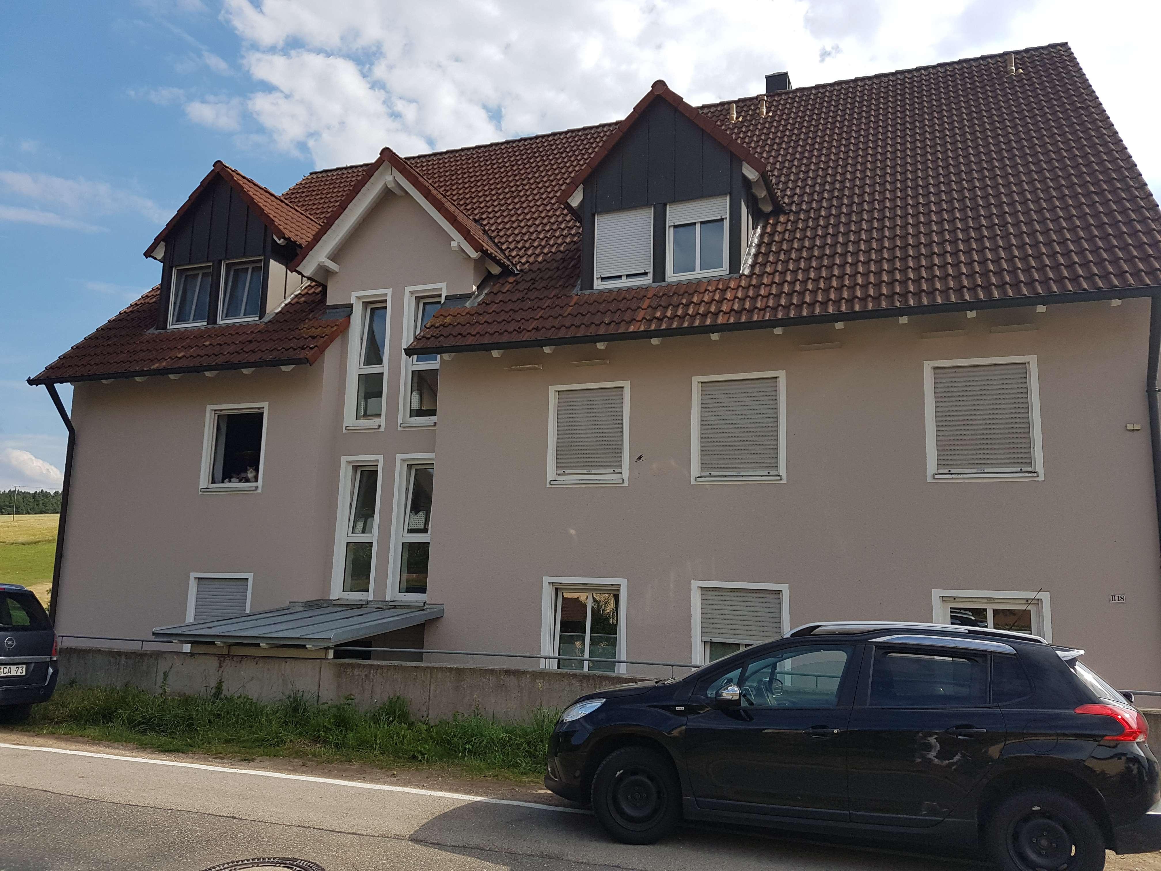 Veitsaurach Herrliche 3-Zimmer Wohnung ab 01.06.2020 in