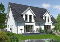 Letztes Grundstück Klassische Doppelhaushälfte als