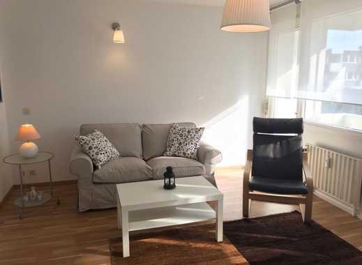 Ruhige und helle Wohnung in zentraler Lage von Pinneberg inkl. Tiefgaragenstellplatz