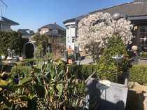 Interessantes Einfamilienhaus mit Garten in