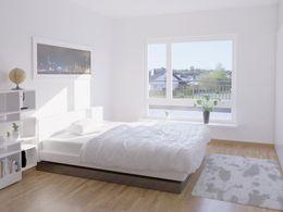 Schlafzimmer Visualisierung