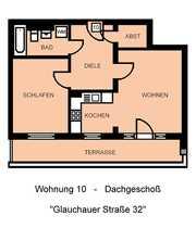 Traumhafte Dachgeschosswohnung in gefragter Lage -