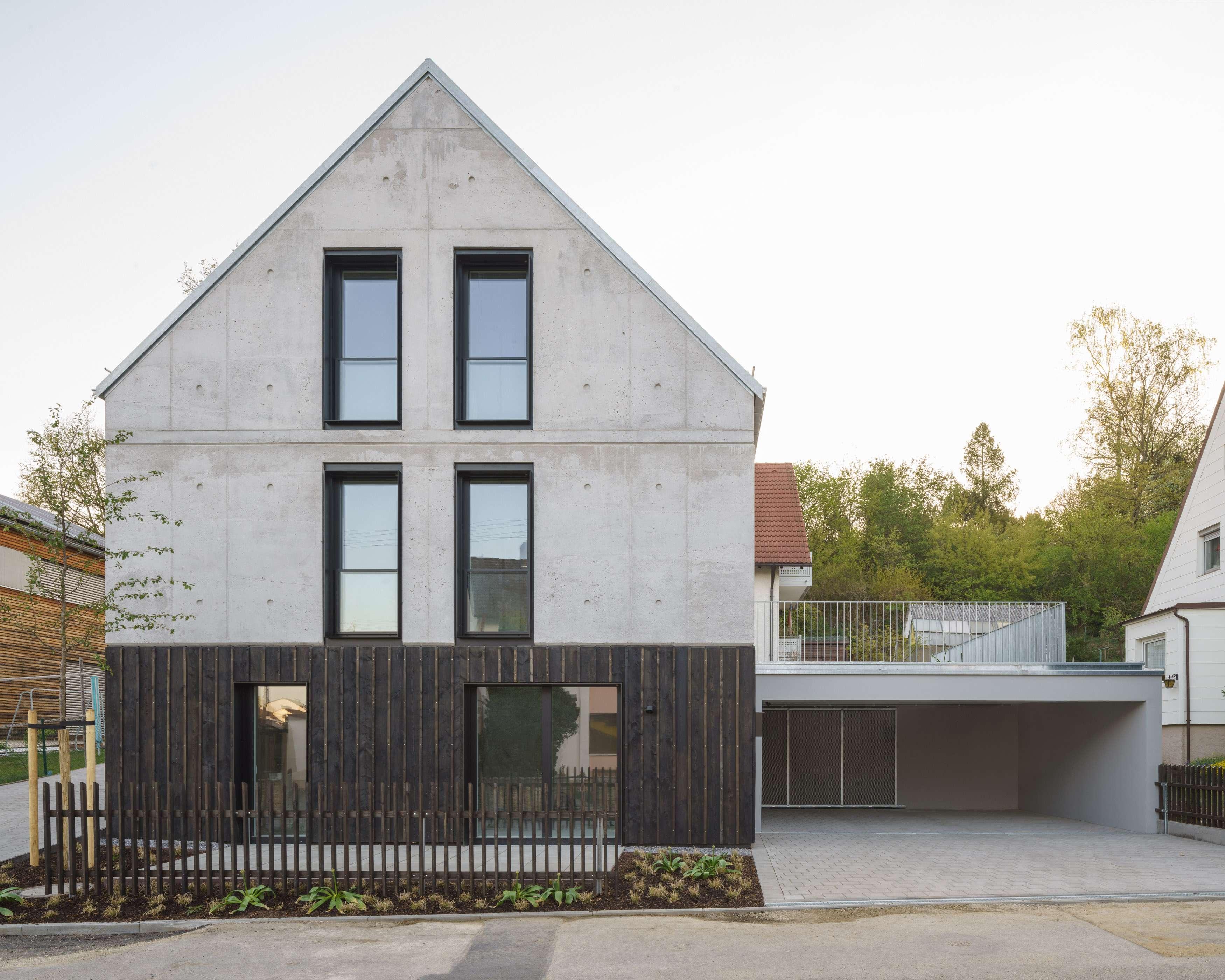 Einzigartiges Architektenhaus in