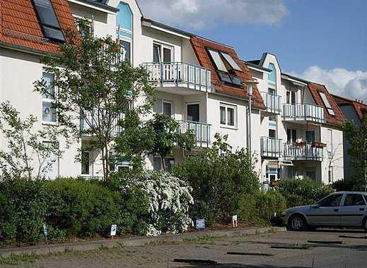 attraktive Dachgeschosswohnung - 1 Zimmer mit Balkon + Stellplatz - Wohnpark am Kuschelhain