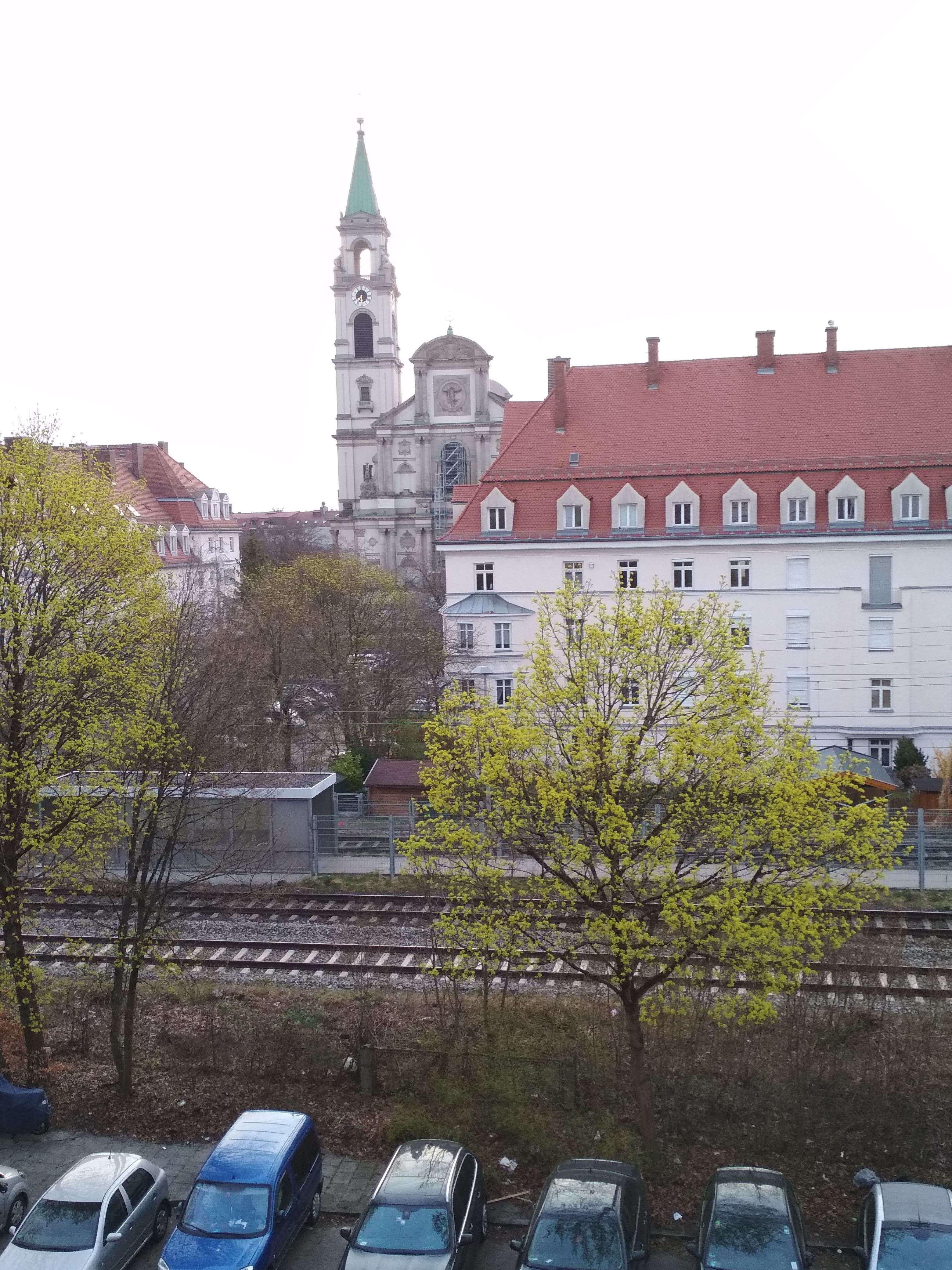 Appartement in der Konrad Peutinger Straße