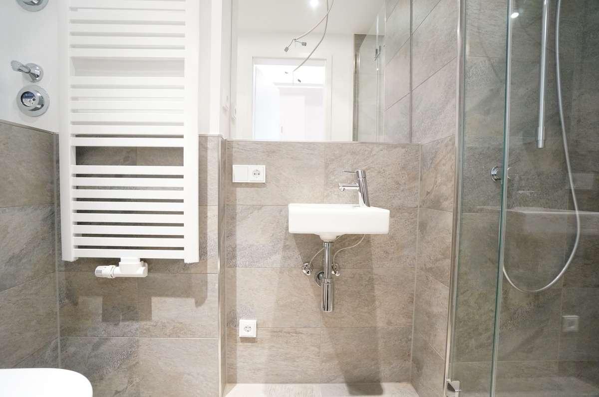 Duschbadezimmer