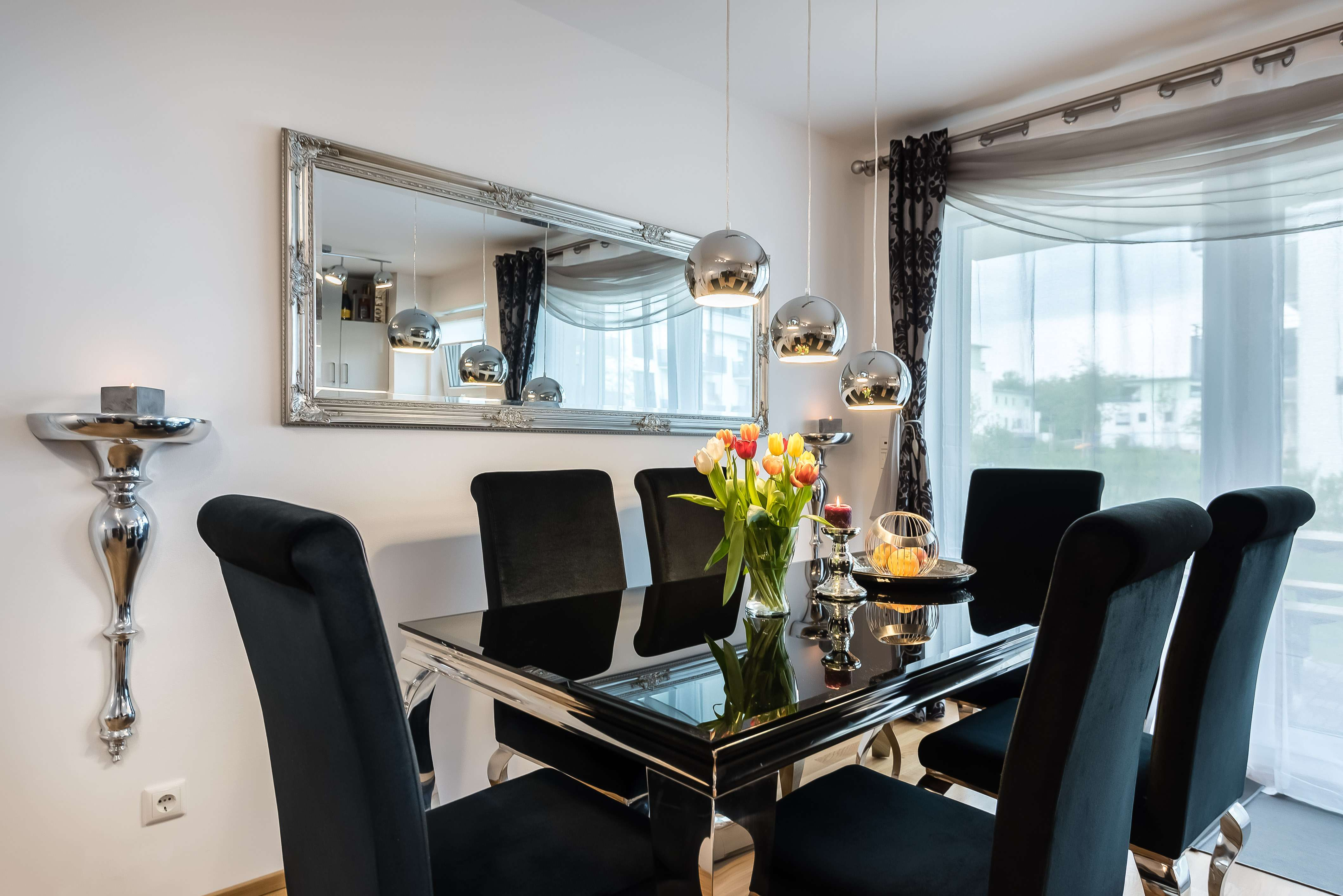 Newly build and completely furnished apartment in Unterhaching. !!!All inclusive offer!!!