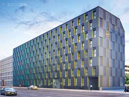 Schickes, möbliertes 1-Zimmer-Apartment im beliebten Unity in Pasing (München)