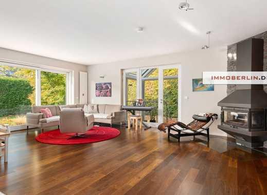 IMMOBERLIN: Exquisites Einfamilienhaus mit Südwestgarten in sehr guter Lage