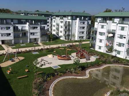 Vom Freistaat Bayern geförderte 4 Zi.-Penthouse-Neubau-Wohnung für Paar mit 2 Kindern in Uninähe in Galgenberg (Regensburg)