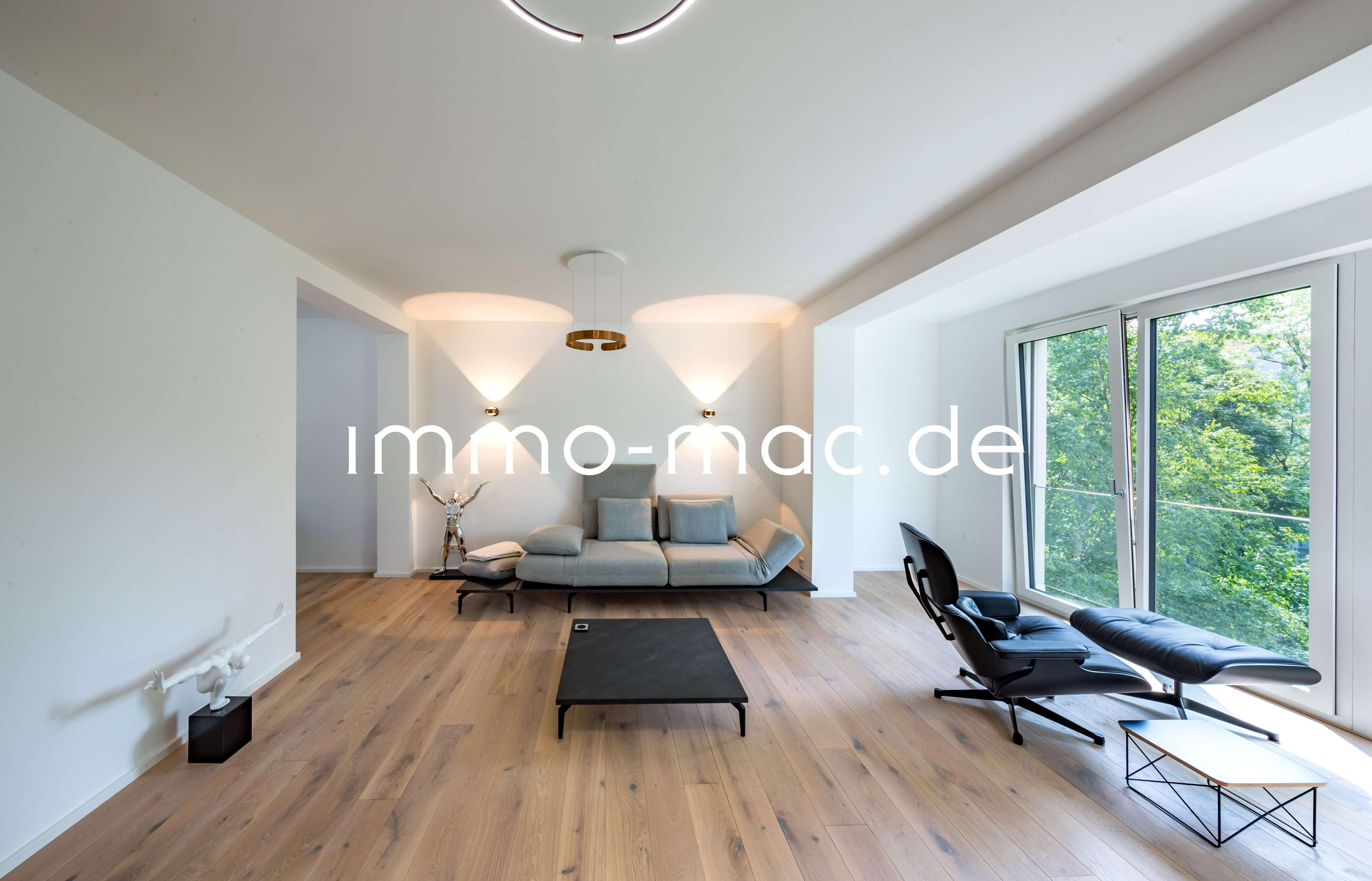 Exklusives Wohnen in ALT-BOGENHAUSEN! *Neu ausgebaute* 2-Zimmer Wohnung möbliert zu vermieten