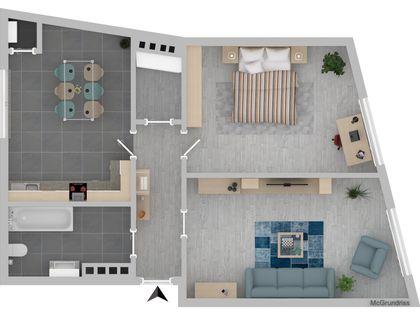 2 2 5 zimmer wohnung zur miete in castrop rauxel. Black Bedroom Furniture Sets. Home Design Ideas