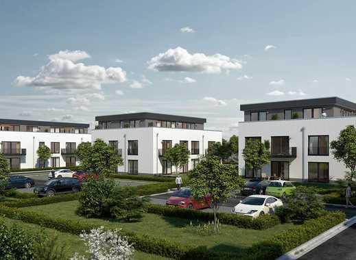 Moderne 3-Zimmer-Wohnung mit Süd-Terrasse am wunderschönen Wäldchen Webicht