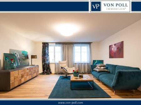 Erstbezug nach Sanierung: 2-Zimmer-Wohnung mit Aufzug in der Nördlinger Altstadt in Nördlingen