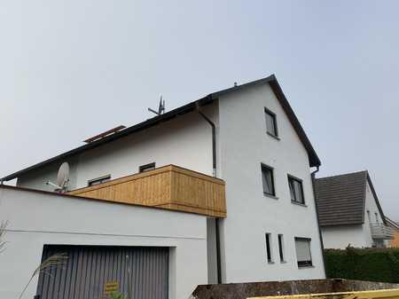 Mietangebot in Garching an der Alz: Gemütliche 2-Zi. DG Wohnung mit Außenstellplatz! in Garching an der Alz