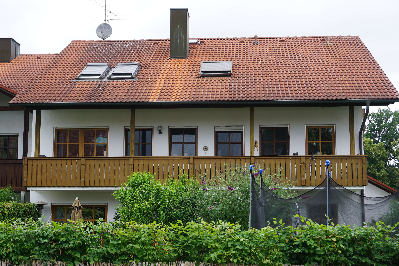 Schöne 4 Zimmerwohnung mit Südbalkon und Gartenanteil